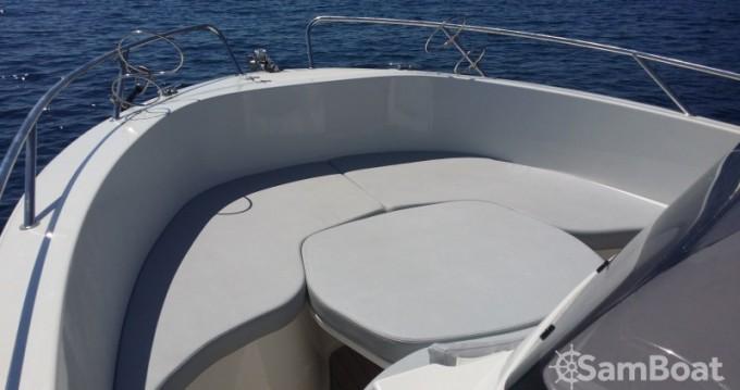 Alquiler Lancha Pacific Craft con título de navegación