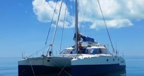 Alquiler de barcos Multicap-Caraibes Punch 12.50 enLa Trinité-sur-Mer en Samboat