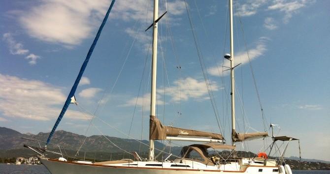 Alquiler de barcos Porto-Vecchio barato de CLIPPER 40