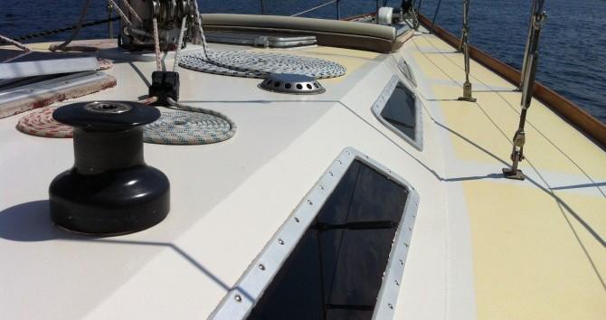 Alquiler de yate Porto-Vecchio - Alpha-Yatch CLIPPER 40 en SamBoat