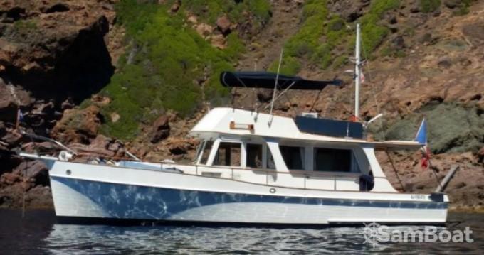 Alquiler de yate Port Grimaud - Grand Banks EUROPA 42 en SamBoat