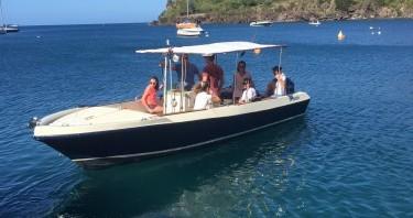 Alquiler de yate Bouillante - Cna Tropic 710 en SamBoat