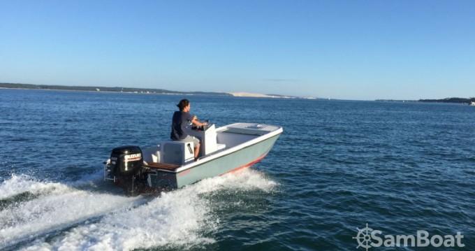 Alquiler de barcos Cn-Cap-Ferret Seaweed 535 enCap Ferret en Samboat