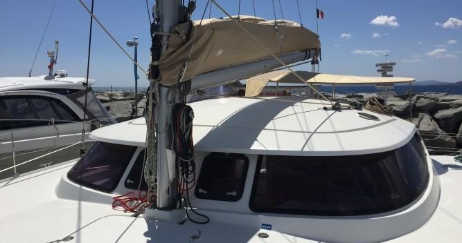 Catamarán para alquilar Saint-Raphaël al mejor precio