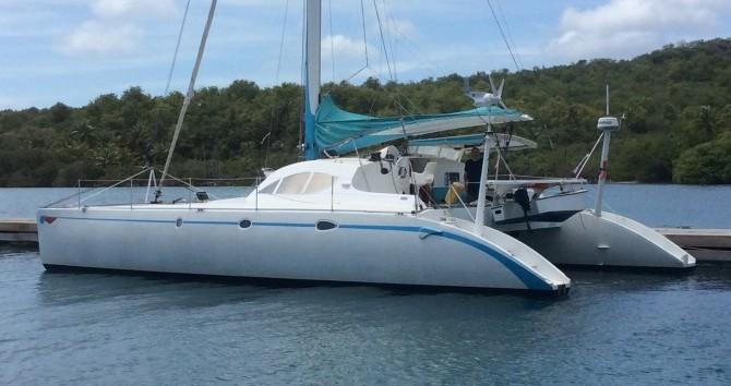 Catamarán para alquilar Sète al mejor precio
