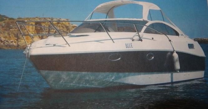 Alquiler de barcos Jeanneau gobbi 27 sport enMandelieu-la-Napoule en Samboat