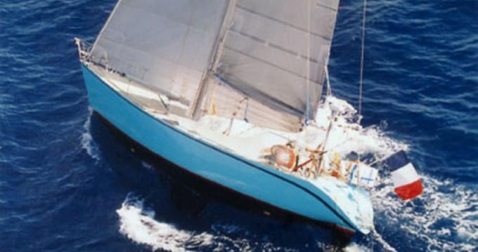 Alquiler de barcos Cannes barato de ocean racer