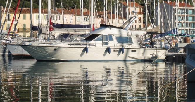 Alquiler Lancha en Toulon - Guy Couach Guy Couach 1400