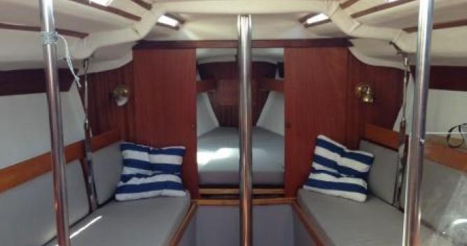 Alquiler de barcos Solenzara barato de Conati 31