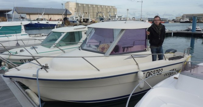 Alquiler de yate Port-La Nouvelle - Ocqueteau Timonier en SamBoat