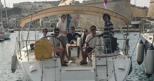 Alquiler de yate Il-Kalkara - Dufour Dufour 455 Grand Large en SamBoat