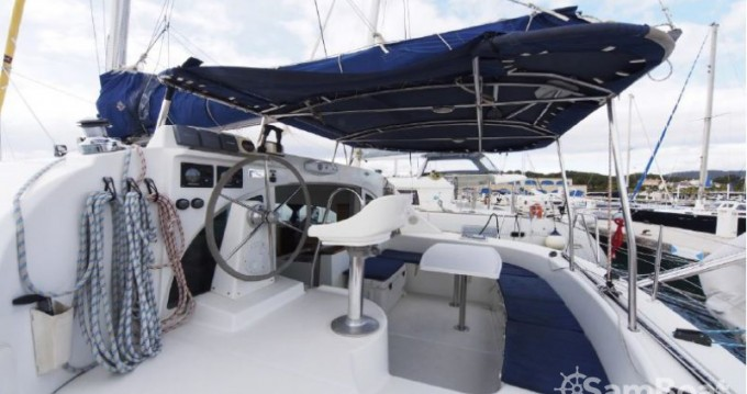 Alquiler Catamarán en Ibiza (Ciudad) - Lagoon Lagoon 380