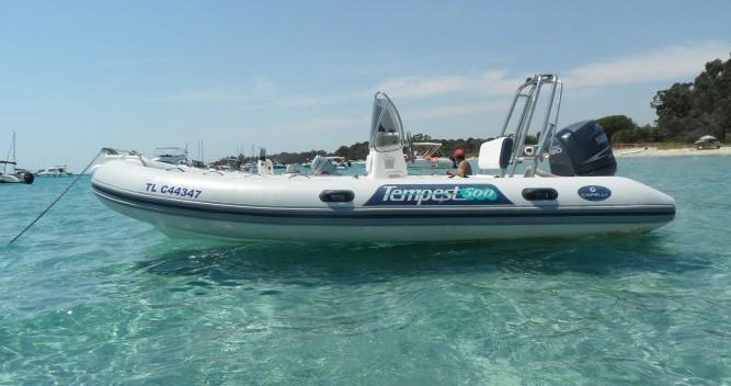 Alquiler de barcos Capelli Tempest 500 enHyères en Samboat