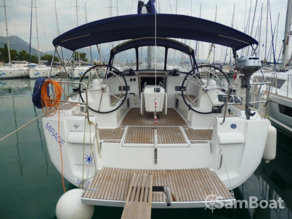 Jeanneau Sun Odyssey 469 entre particulares y profesional Seget Donji