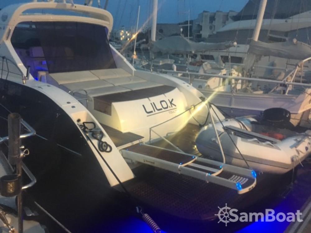 Alquiler Lancha Conam con título de navegación