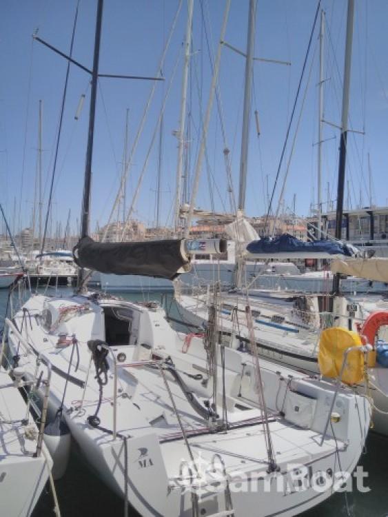 Velero para alquilar Marseille al mejor precio