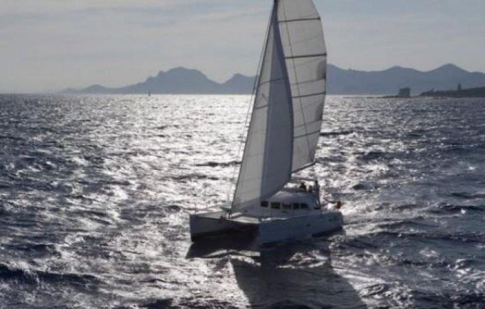 Alquiler de Lagoon Lagoon 380 S2 en Ibiza