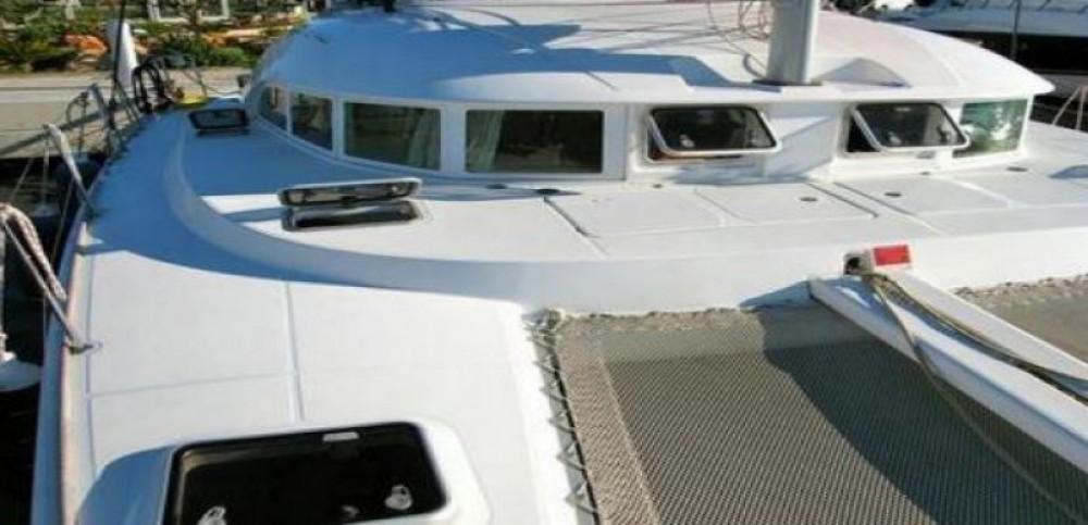 Alquiler de barcos Lagoon Lagoon 380 S2 enIbiza en Samboat
