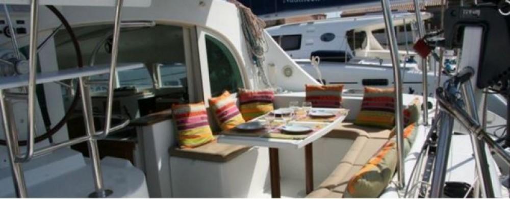 Alquiler de Catamarán, con o sin patrón Lagoon Ibiza