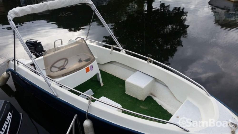 Alquiler de barcos Languedoc-Marine SILVER-FISH enParentis-en-Born en Samboat