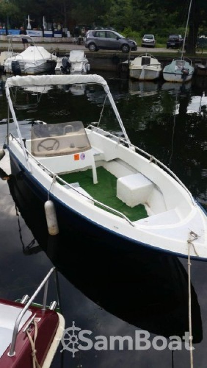 Alquiler de barcos Parentis-en-Born barato de SILVER-FISH