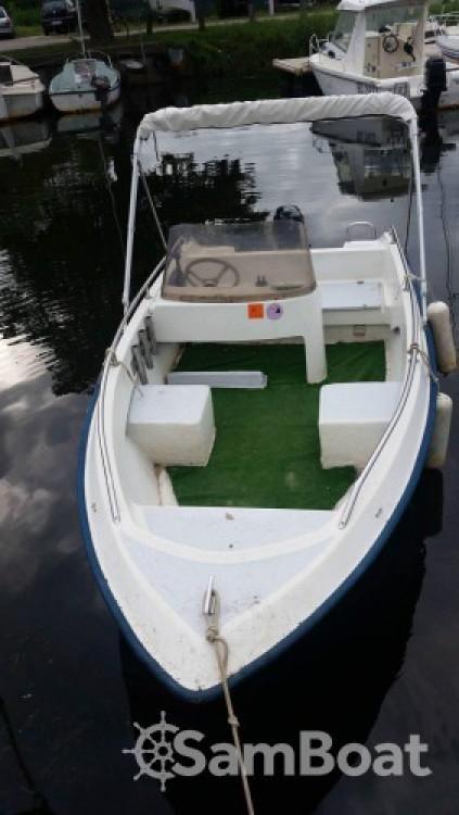 Alquiler Lancha en Parentis-en-Born - Languedoc-Marine SILVER-FISH