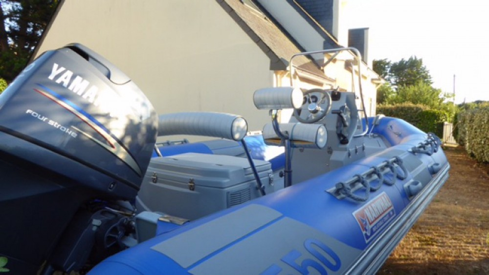Alquiler de yate Brest - Narwhal hd 550 en SamBoat