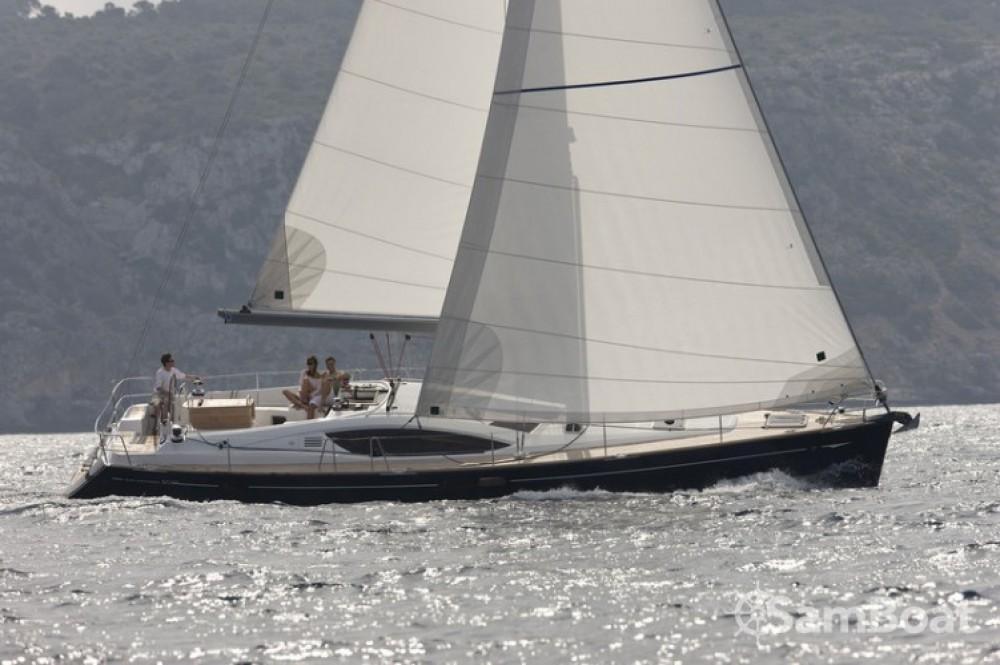 Alquiler de barcos Jeanneau Sun Odyssey 50 DS enGöcek en Samboat