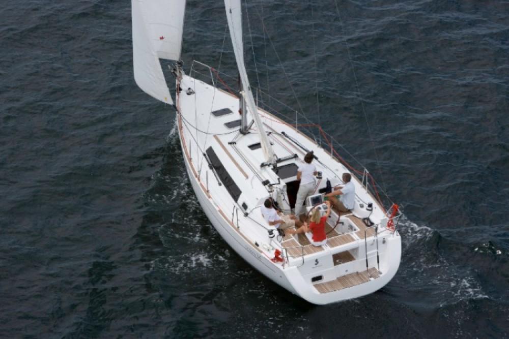 Alquiler Velero en Šibenik - Bénéteau Oceanis 34