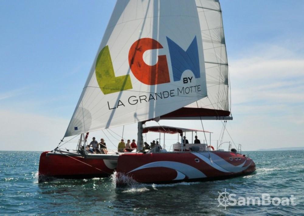 Catamarán para alquilar La Grande-Motte al mejor precio