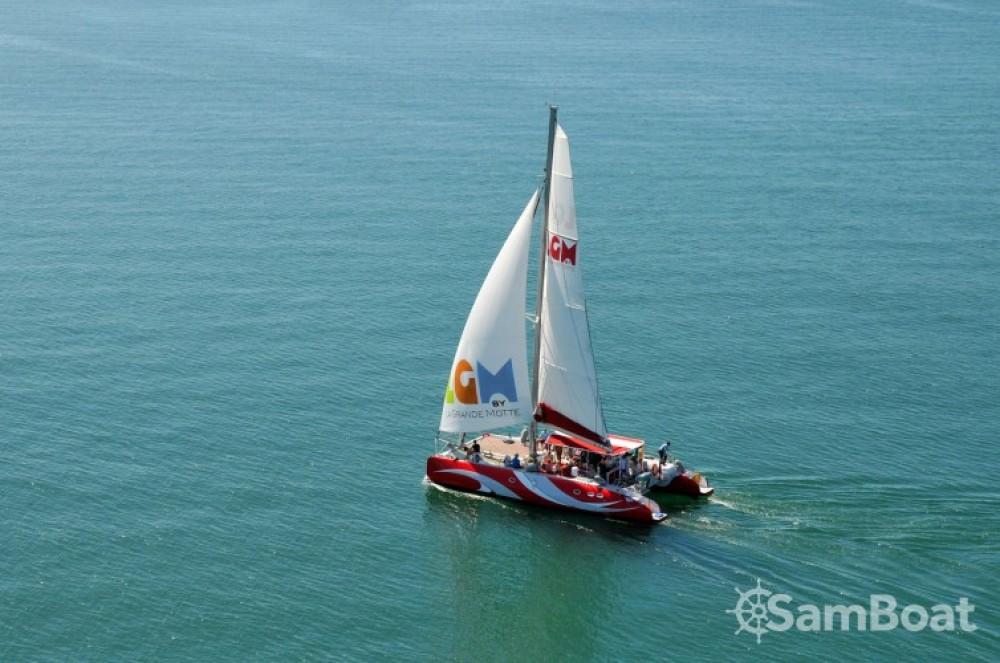 Alquiler de Catamarán, con o sin patrón Ocean-Voyageur La Grande-Motte