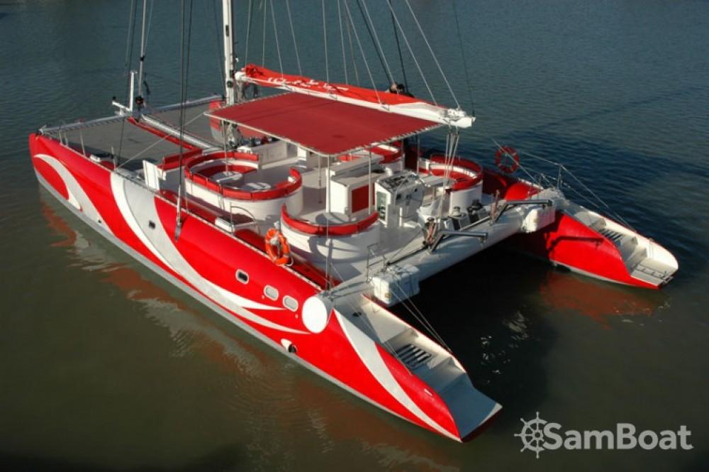 Alquiler de Ocean-Voyageur ocean voyageur 53 en La Grande-Motte