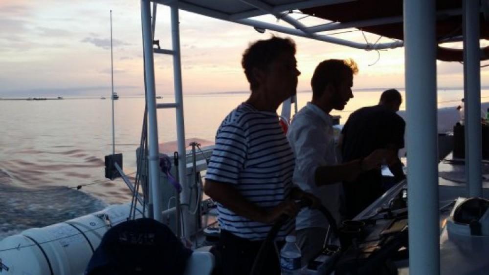 Alquiler Catamarán en La Grande-Motte - Ocean-Voyageur ocean voyageur 53