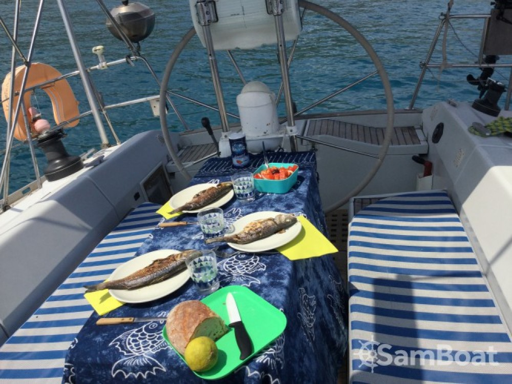 Alquiler de barcos Kirie Feeling 446 enHyères en Samboat