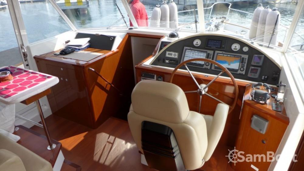 Alquiler Lancha en Licata - Bénéteau Swift Trawler 52