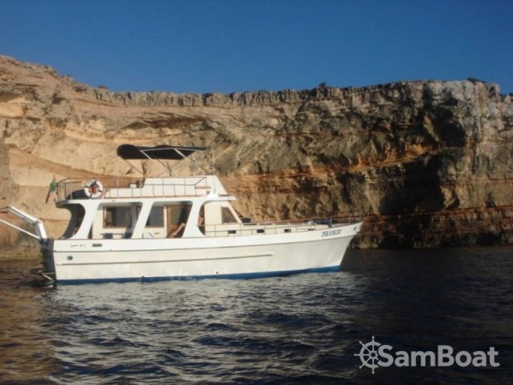 Alquiler de barcos San Antonio Abad barato de Gemar 42s