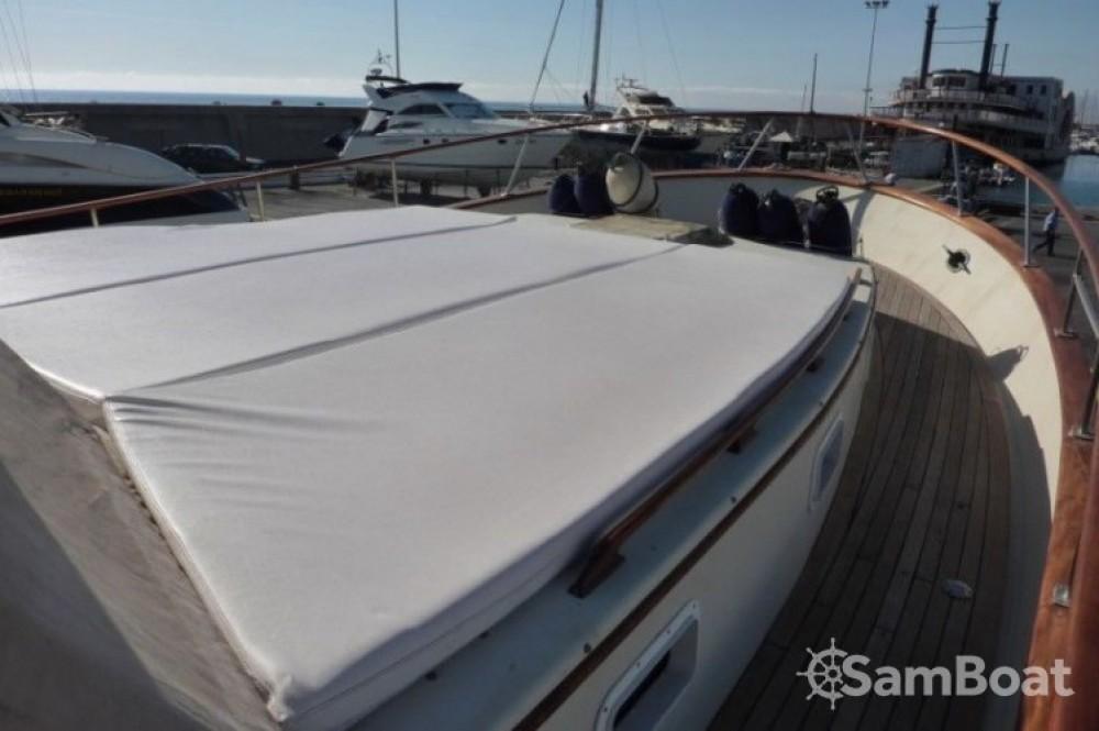 Alquiler de Lancha, con o sin patrón Modern-Yacht San Antonio Abad