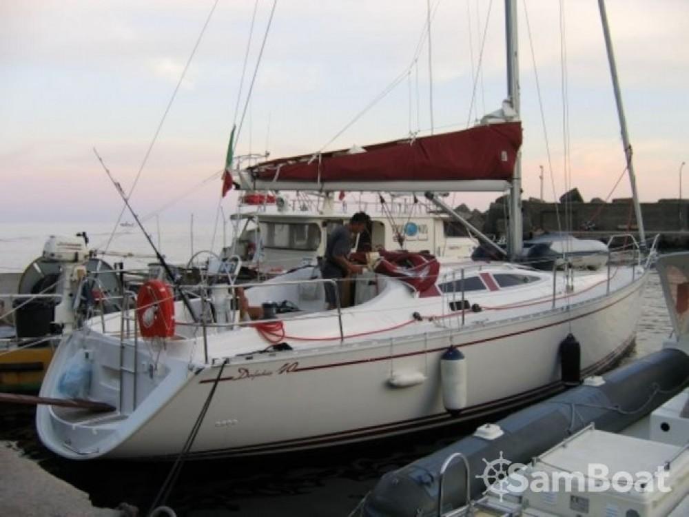Delphia-Yacht Delphia 40 entre particulares y profesional Salerno