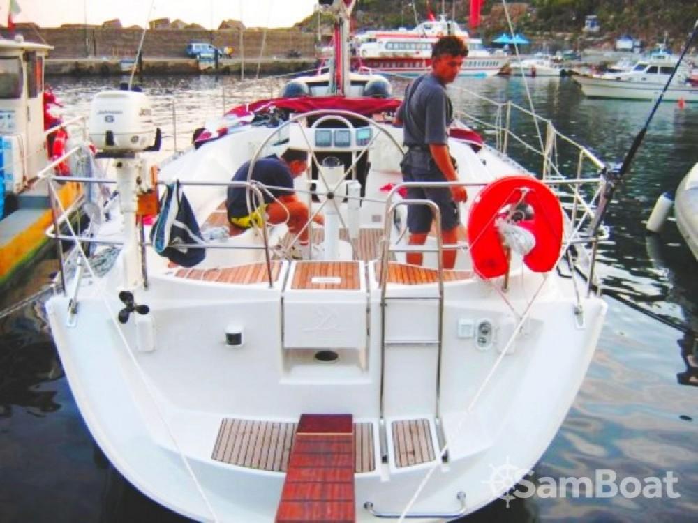 Alquiler de barcos Delphia-Yacht Delphia 40 enSalerno en Samboat