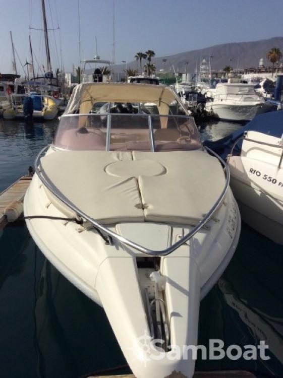 Alquiler Lancha en Santa Cruz de Tenerife - Cranchi Turchesse 24