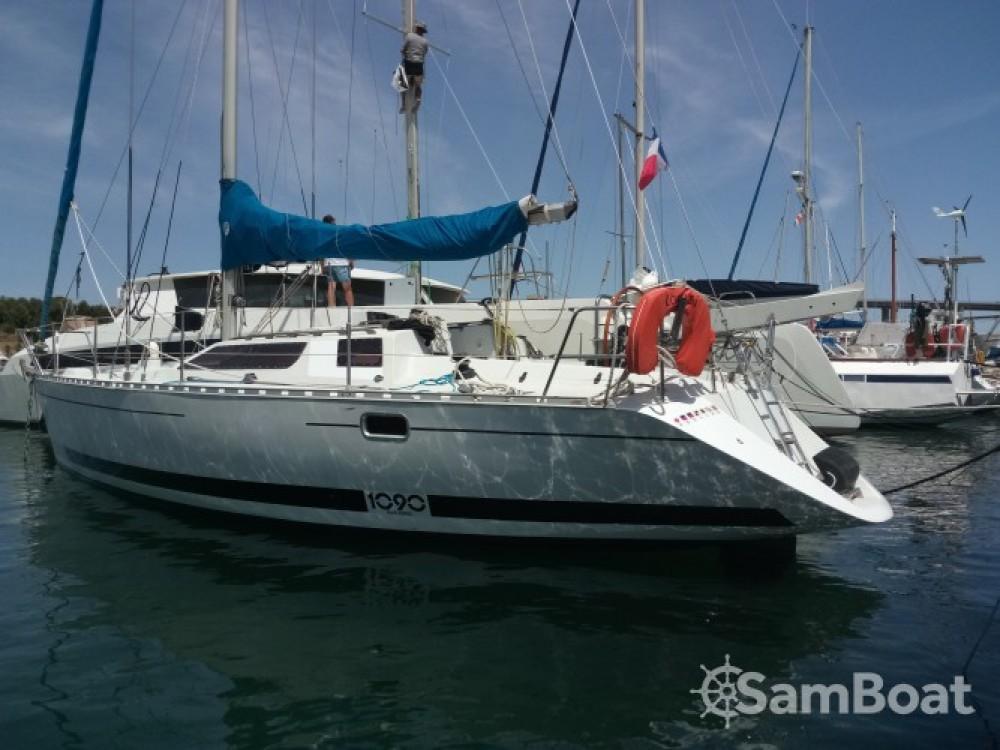 Alquiler de barcos  barato de Feeling 1090