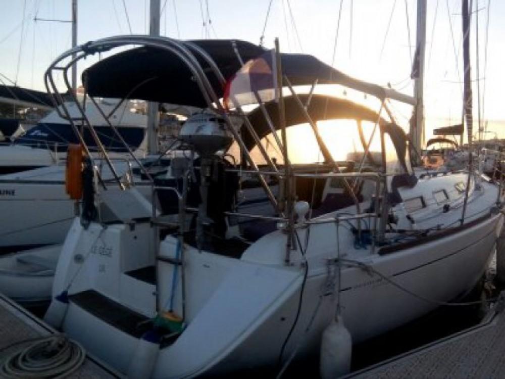 Alquiler de barcos Capbreton barato de Dufour 365