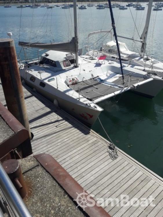 Alquiler de Catamarán, con o sin patrón Fountaine Pajot Hendaye