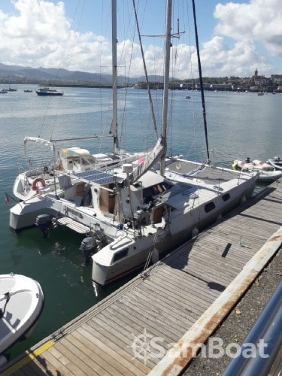 Alquiler de barcos Hendaye barato de louisianne