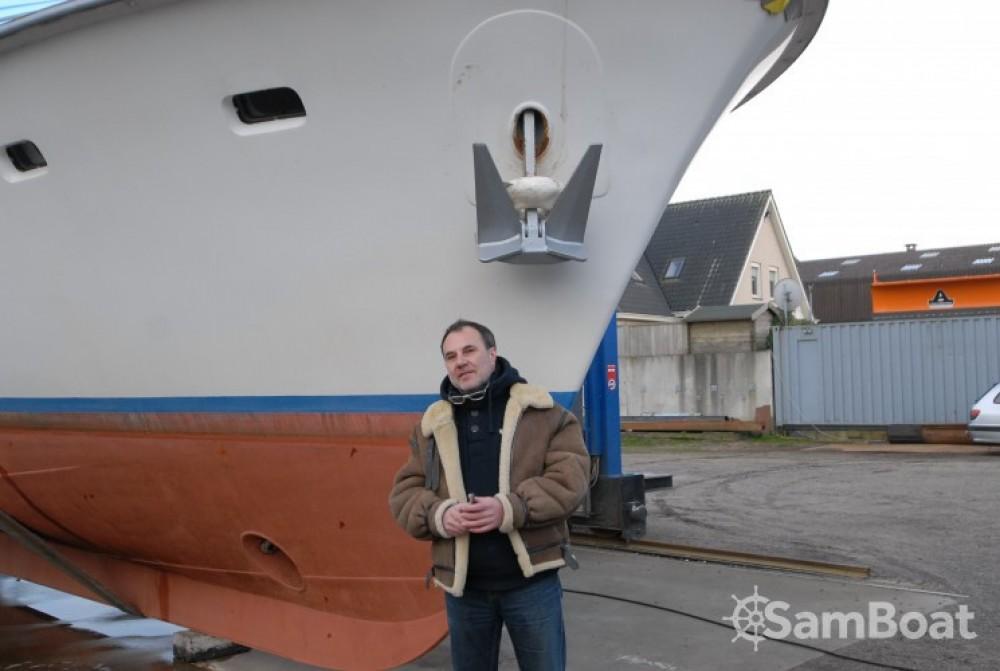 Alquiler de barcos París barato de Super Van Craft