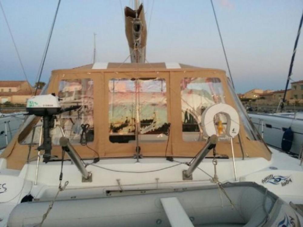 Alquiler de yate San Antonio Abad - Lagoon Lagoon 380 S2 en SamBoat