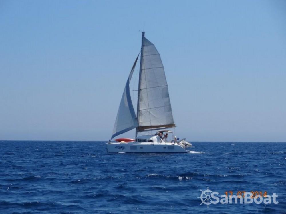 Alquiler de barcos Lagoon Lagoon 380 S2 enSan Antonio Abad en Samboat