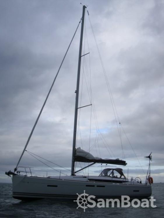 Alquiler de yate La Trinité-sur-Mer - Jeanneau Sun Odyssey 409 en SamBoat