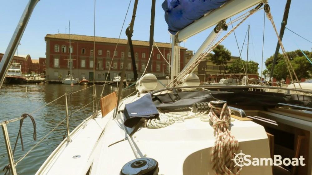 Alquiler de Bavaria Cruiser 41 en Castellammare di Stabia