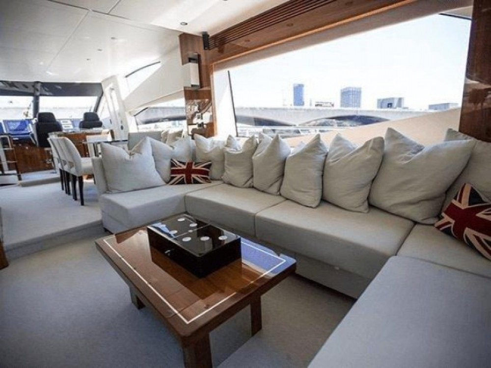 "Sunseeker 23.02 metres (75' 6"") entre particulares y profesional Beaulieu-sur-Mer"